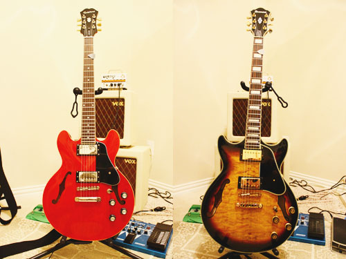 Epiphone 339 vs AM93 full